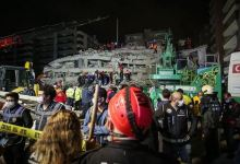 Photo of Turkey: Search, rescue efforts continue after earthquake