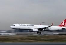 Turkish Airlines presented the October flight schedule 2