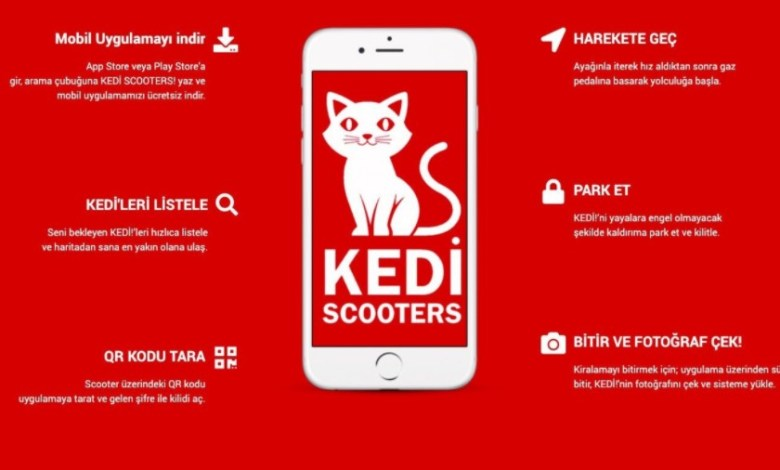 New player for the electric scooter rental market: Kedi Scooters 1