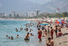 The number of tourists in Antalya reached 3 million 276 thousand 627 11