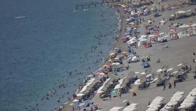Tourists in Antalya see Turkey as safe haven amid virus 23