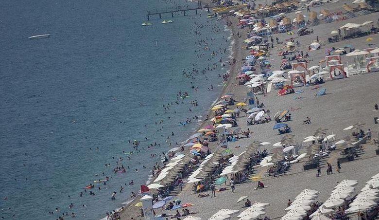 Tourists in Antalya see Turkey as safe haven amid virus 1