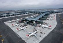 Photo of Istanbul Airport tops European traffic charts Nov.18-26