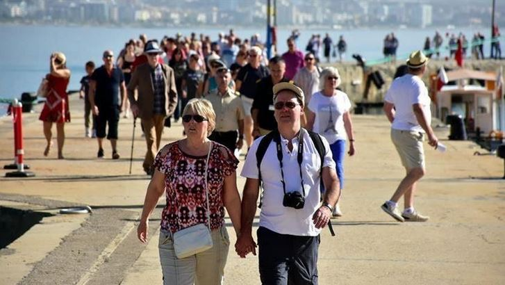 Photo of Turkey welcomes 11.2M foreign tourists in 10 months