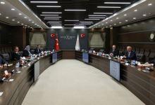 Senior Turkish officials meet to discuss reform agenda 10
