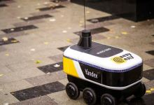 Yandex robots start to deliver restaurant meals in central Moscow 2