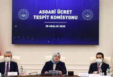 Turkey to raise minimum wage by 21.56% in 2021 2