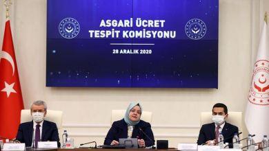 Turkey to raise minimum wage by 21.56% in 2021 30