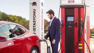 ZES is increasingly providing   electric vehicle charging stations in 420 locations at 81 provinces 7