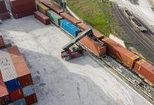 Second cargo train to China from Turkey reaches Kocaeli 2