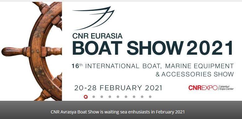 CNR EURASIA BOAT SHOW 5