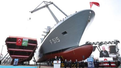 Turkey's navy to be in strong position with 5 major projects 6