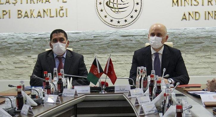 Turkey to bolster Afghanistan's transportation system 1