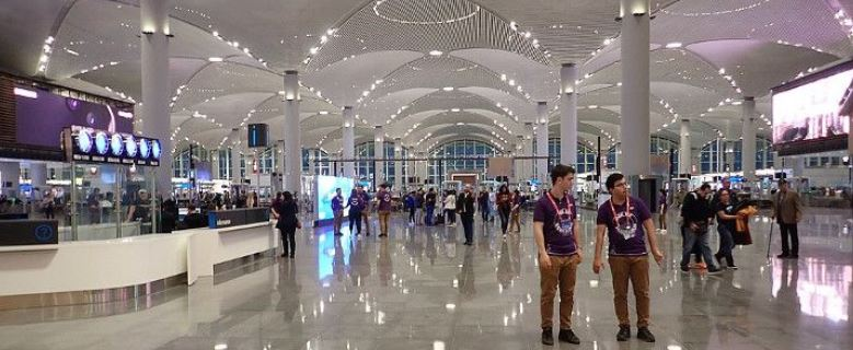 Turkish airports host 82M air passengers in 2020 1