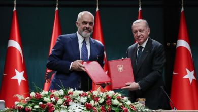 Turkey, Albania upgrade ties to strategic partnership 29