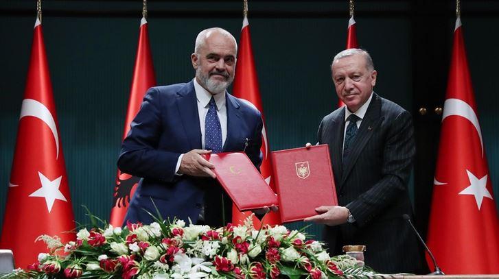 Turkey, Albania upgrade ties to strategic partnership 1