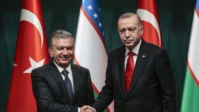 Turkish, Uzbek leaders discuss bilateral ties 5