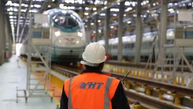 TCDD will spend ₺2 billion on Ankara-Sivas fast train line this year 22