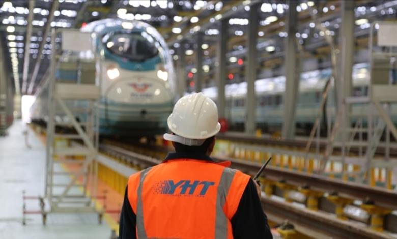 TCDD will spend ₺2 billion on Ankara-Sivas fast train line this year 1