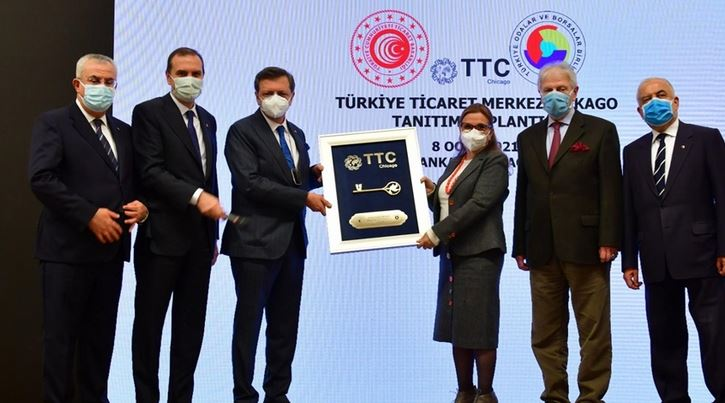 Turkey launches trade center in Chicago 1