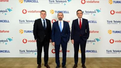Turkcell, Turk Telekom, and Vodafone joined forces for local social media applications 9