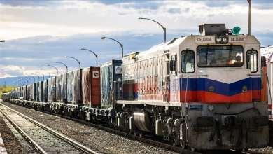 Turkey targets 1 million tons of cargo transportation via Turkey-Iran railway line 5