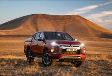Mitsubishi L200 became the best selling pick-up in 2020 3