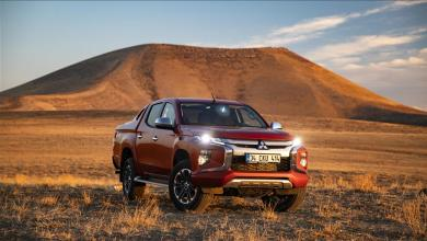 Mitsubishi L200 became the best selling pick-up in 2020 25