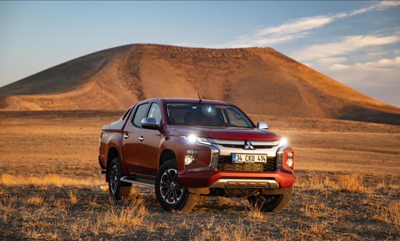 Mitsubishi L200 became the best selling pick-up in 2020 1