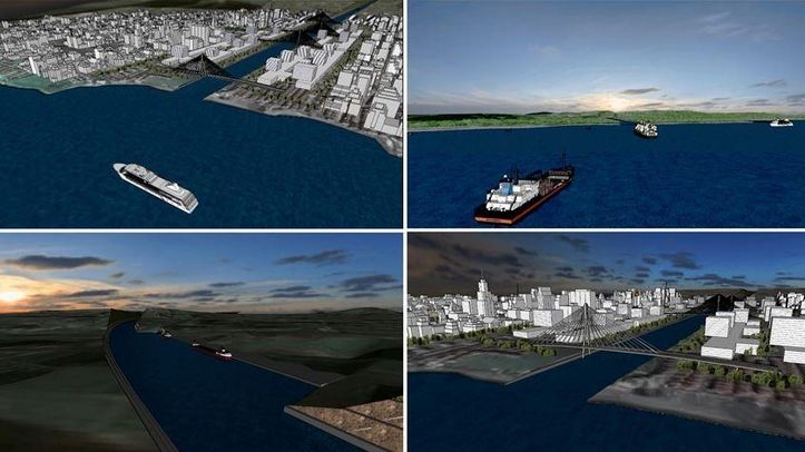 Turkey to open tender for Canal Istanbul in 2021 1