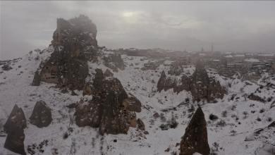 Cappadocia: Balloon tours stopped due to snow 4