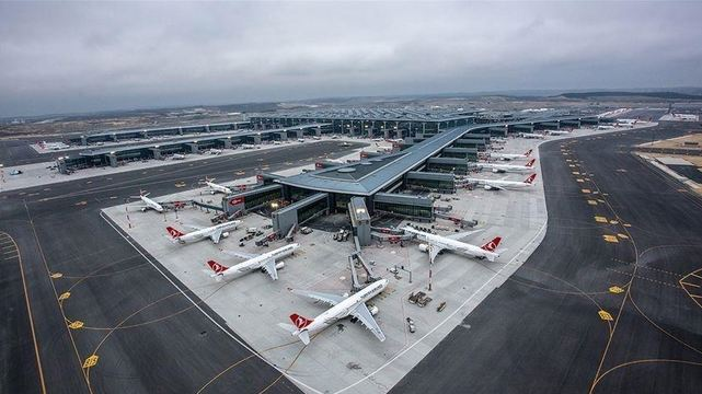 Istanbul Airport accredited for low carbon footprint 1