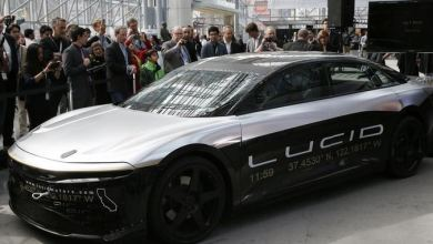 Tesla rival Lucid Motors to go public in $11.8 billion blank-check merger 27
