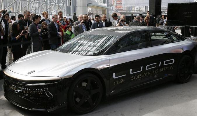 Tesla rival Lucid Motors to go public in $11.8 billion blank-check merger 1