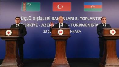 Turkey, Azerbaijan, Turkmenistan cooperation benefits region 28