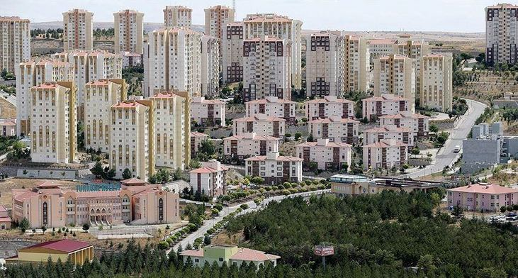 Turkey sees nearly 70,600 house sales in January 7