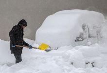 Turkey: Snow depth shrinks this winter season 11
