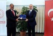 Turkey aims to help Iraq in infrastructure development & establish a direct railway connection 11