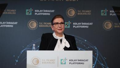 Easy Export Platform will accelerate the growth of Turkey: Trade Minister Pekcan 23