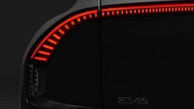 Kia teases its EV6, the first to use its E-GMP Platform 29