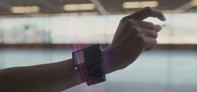 Facebook teases wrist-controlled augmented reality 1