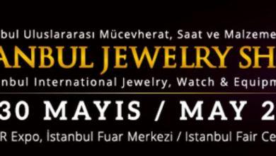 ISTANBUL JEWELRY SHOW 11