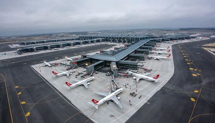 Turkish airports see 5.2M passengers in February 1