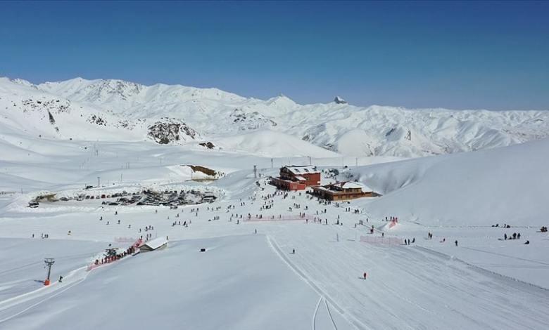 Mergabutan Ski Center renovated by Eastern Anatolia Development Agency to become touristic attraction 1