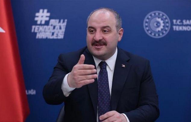 Turkey focused on future technology: Industry minister 1