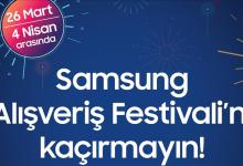 Samsung Shopping Festival has started in Turkey 3