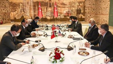 Top Turkish, US officials discuss Afghan peace talks 30