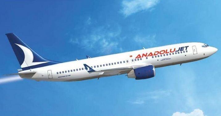 AnadoluJet to boost touristic international flights 1