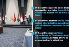 D-8 to boost trade cooperation with decennial roadmap 17
