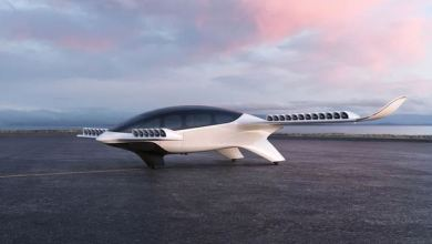 Flying taxi startup Lilium goes public via SPAC, unveils its new electric aircraft 23